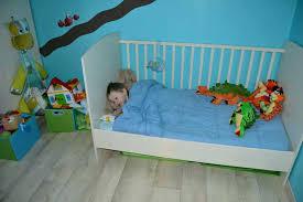 quand mettre bébé dans sa chambre lit bebe sans barreau depuis on a pas mal galacracau dacbut nous