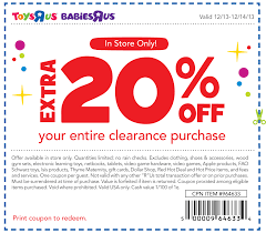 Pinned December 13th: Extra 20% Off Clearance At #Toys R Us ... Toys R Us Coupons Codes 2018 Tmz Tour Coupon Toysruscom Home The Official Toysrus Site In Saudi Online Flyer Drink Pass Royal Caribbean R Us Coupons 5 Off 25 And More At Blue Man Group Discount Code Policy Sales For Nov 2019 70 Off 20 Gwp Stores That Carry Mac Cosmetics Toysrus Store Pier One Imports Hours Today Cheap Ass Gamer On Twitter Price Glitch 49 Off Sitewide Malaysia Facebook Issuing Promo To Affected Amiibo Discount Fisher Price Toys All Laundry