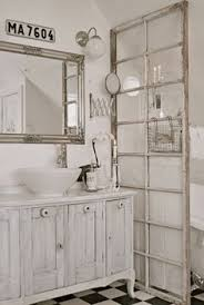 Shabby Chic White Bathroom Vanity by Shabby Chic Romantic Bathroom Home Romantic White Decorate Shabby