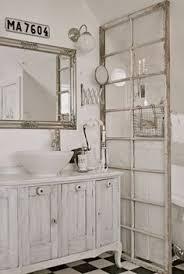 Shabby Chic White Bathroom Vanity shabby chic romantic bathroom home romantic white decorate shabby