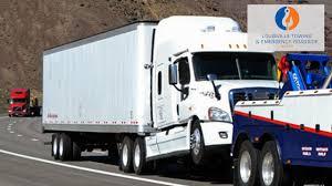 100 Semi Truck Road Service Towing 5022009304