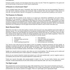 What To Write On A Cover Letter For A Cv Resume