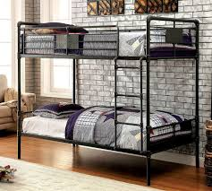 American Freight Bunk Beds by Olga I Industrial Twin Over Twin Bunk Bed Furniture Of America