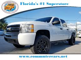 Used 2011 Chevy Silverado 1500 LT 4X4 Truck For Sale Ft. Pierce FL ...