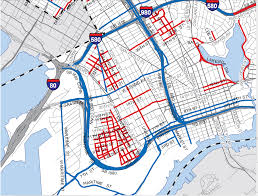 100 Truck Route Map Summary Of City Of Oakland Regulations About S And