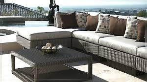 Portofino Patio Furniture Canada by Portofino Signature 6 Piece Modular Deep Seating Collection In