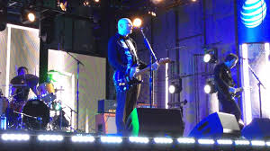 Smashing Pumpkins Tarantula by Smashing Pumpkins Zero 2014 Jimmy Kimmel Live Los Angeles