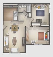 104 Two Bedroom Apartment Design Beautiful Small Studio Floor Plans S In Nj Style Very Ideas Decorating Layout Kitchens Large Apppie Org