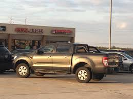 100 Mexican Truck Ford Ranger T6 In Houston Texas S Car Image