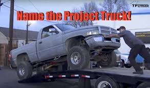 Name Mr.Truck's 1994 Dodge Ram 1500 Project Truck!