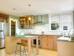 Sage Colored Kitchen Cabinets by Sage Green Kitchen Cabinets Kitchen Mediterranean With Beige