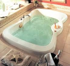 Jetted Bathtubs Home Depot by Bathtubs Champagne Glass Whirlpool Bath For Two Whirlpool Tubs