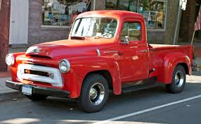 100 1957 International Truck 1956 Pickup Information And Photos MOMENTcar