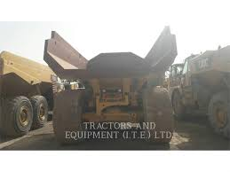 Used Caterpillar -trade-in-cat-740 Articulated Dump Truck (ADT) Year ...