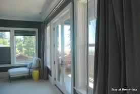 Restoration Hardware Estate Curtain Rods by Stay At Home Ista Hanging Restoration Hardware Vintage Velvet