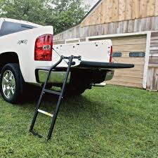 Traxion Tailgate Ladder, Model# 1-00040 | Truck Bed Accessories ...