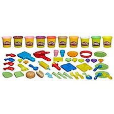 Buy Play Doh Chef Supreme Play Kitchen Set with Over 40