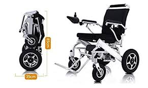 Fold & Travel Electric Wheelchair, Medical Mobility Aid Power Wheelchair,  Lightweight Electric Wheelchairs, Power Chair, Heavy Duty Mobility Scooter  - ... Airwheel H3 Light Weight Auto Folding Electric Wheelchair Buy Wheelchairfolding Lweight Wheelchairauto Comfygo Foldable Motorized Heavy Duty Dual Motor Wheelchair Outdoor Indoor Folding Kp252 Karma Medical Products Hot Item 200kg Strong Loading Capacity Power Chair Alinum Alloy Amazoncom Xhnice Taiwan Best Taiwantradecom Free Rotation Us 9400 New Fashion Portable For Disabled Elderly Peoplein Weelchair From Beauty Health On F Kd Foldlite 21 Km Cruise Mileage Ergo Nimble 13500 Shipping 2019 Best Selling Whosale Electric Aliexpress