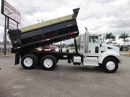 100 What Is A Tandem Truck 2014 Used Peterbilt 348 15FT DUMP TRUCKTNDEM XLE At TLC