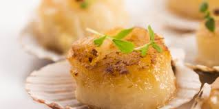 cuisine coquille jacques coquilles st jacques recipe epicurious com