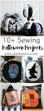 Halloween Mantel Scarf Pattern by 10 Halloween Patterns To Sew