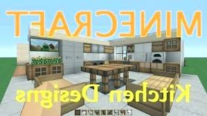 Minecraft Room Design Dining Table Kitchen Ideas Throughout Prime Modern Better How