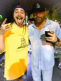 100 Toby Keith Big Ol Truck Rapper Post Malone Proves He Could Sing Country If He Wanted To