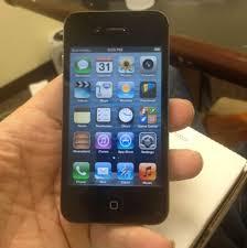 Apple iPhone 4S 16GB Black Factory Unlocked Used