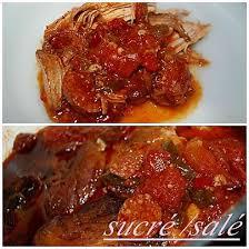 cuisiner rouelle de porc en cocotte minute recette de rouelle de porc aux poivrons et chorizo