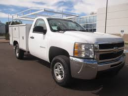 100 Used Chevy Truck For Sale USED 2008 CHEVROLET SILVERADO 2500HD SERVICE UTILITY TRUCK