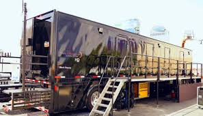 Video Production Truck And Trailer