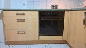 gebrauchte küche l form