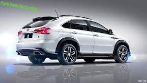 China s BYD Tang is The World s Most Powerful Hybrid SUV with 505HP