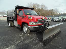 100 Gmc C4500 Truck 2005 Used GMC At Dave Delaneys Columbia Serving Hanover MA