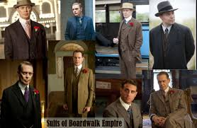 1920s Mens Suit History British VS American Style