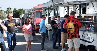 Food Trucks Delayed By Other Palm Springs Priorities Food Trucks Roll Onto Campus Coyote Chronicle Santa Monica Attempts A Truck Lot Again Eater La Hungry Head Over To Thursdays At Innovations Academy 8 Gourmet Foods To Buy Now Visiting The Broad Traveler And Tourist Venice Beach Trail Grazin Just Standing In A Parking Lot Eating Korean Bbq Tacos San Diego Where Is Cat July 2010 Co Las Trend The Unemployed Eater 2010s Top 10 Foodstuffs Under