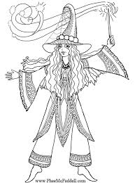 Halloween Druella The Witch Puppet Printout Instructions And So Many More