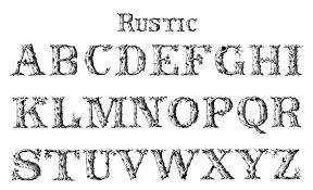 Vintage Rustic Fonts Free