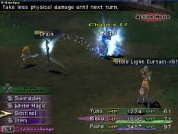 Ffx Light Curtain Bribe by Arcana Final Fantasy X 2 Final Fantasy Wiki Fandom Powered