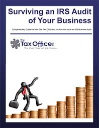 Surviving IRS Audit of Your Business The Tax fice