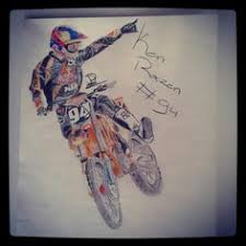 Sick Drawing Of Roczen