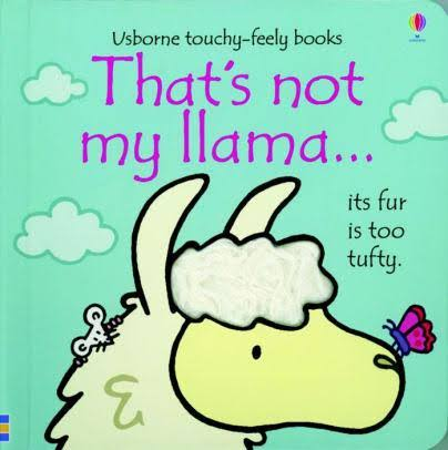 That's Not My Llama [Book]