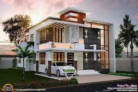 100 Modern Contemporary House Design Plans With Flat Roof Fresh Sq Ft