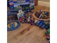 Thomas And Friends Tidmouth Sheds Wooden by Tidmouth Toys For Sale Gumtree