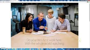 Apple Work At Home Jobs
