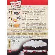 Duncan Hines Classic Dark Chocolate Fudge Cake Mix 15 25 oz