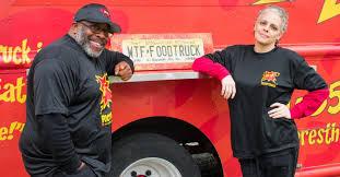 The Best New Jersey Food Trucks: WTF? Food Truck - Best Of NJ