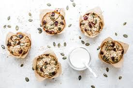 schnelle einfache frühstücksmuffins