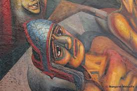 David Alfaro Siqueiros Murales by Murals Bellas Artes