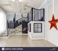 modernes interieur kinder schlafzimmer kinderzimmer